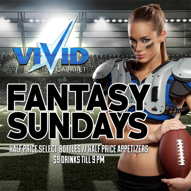 Fantasy Football Sundays